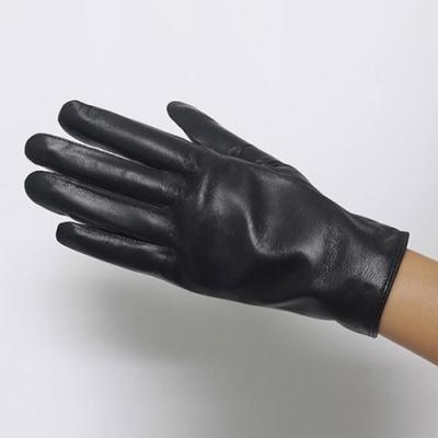 Grace Leather Gloves - 선물포장