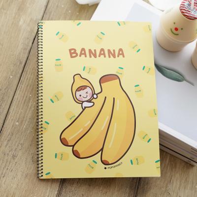 포포팬시 후르츄잉 노트 바나나