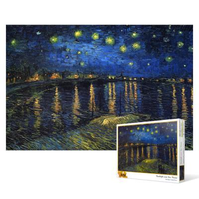 1000피스 직소퍼즐 - 론강의 별이 빛나는 밤