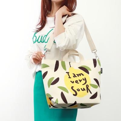 [플루토나인] 레몬트리 숄더백 기저귀가방