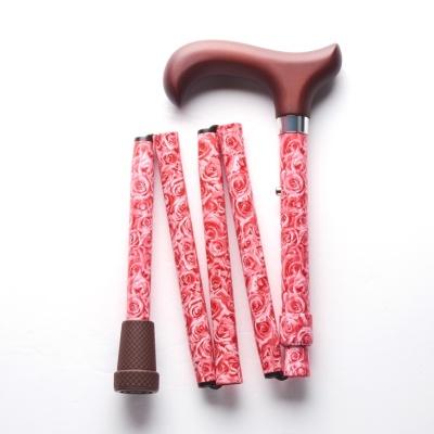 로지즈 패션 지팡이(손잡이 단풍나무)