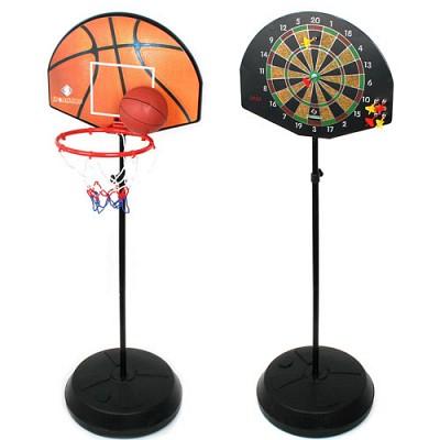 농구 와 다트 게임