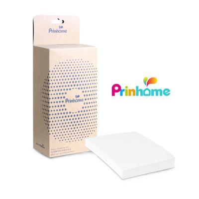 프린홈 포토프린터 전용 인화지 60매/포토인화지/용지(카트리지 포함)