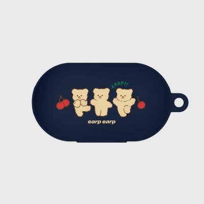 cherry nini-navy(buds jelly case)