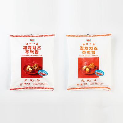 씨름 주먹밥 2종 제육치즈, 김치치즈 각 100g 5개입