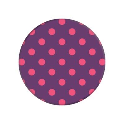 폴카 타임 퍼플 Polka Time Purple