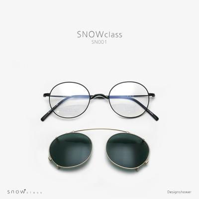 김종필안경 - 스노우클래스 SN001 코받침없는안경