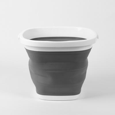 워터풀 바스켓 접이식물통(사각)
