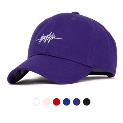 [디꾸보]주파수 워싱 코튼 볼캡 모자 S-M-L AL154