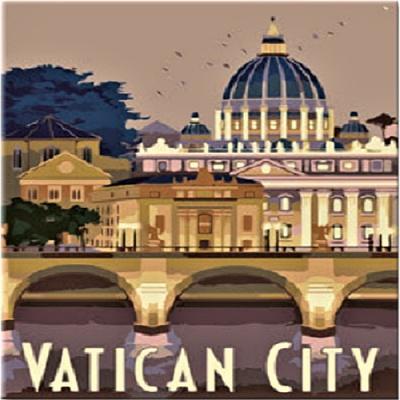 [DIY명화]P4-09세계명소 바티칸 size 30x40cm