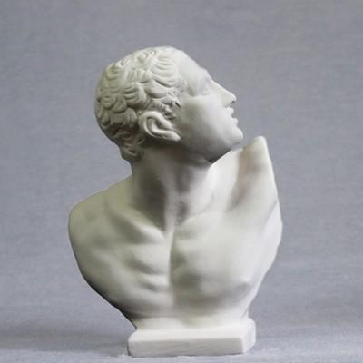 A.R.T.S 소형 미니 투우사 18cm 석고상
