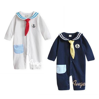 마린앵커 포켓 유아 우주복 (0-18개월) 303017