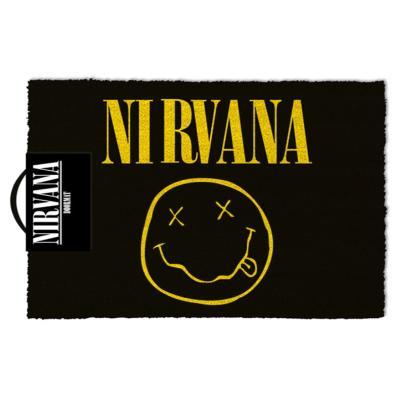 Nirvana 너바나 디자인 카페 현관 발매트