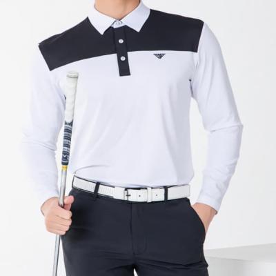 골프웨어 골프복 긴팔 티셔츠 남성 기능성 라운딩 D11