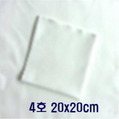 Klaren광학렌즈 악기등 정밀표면 세척천 20*20cm 4호