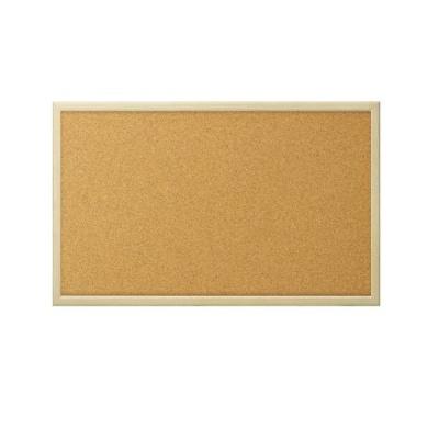 [두문] 콜크 게시판 무늬목 40x30cm