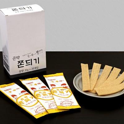 곤약쫀듸기 (10봉)