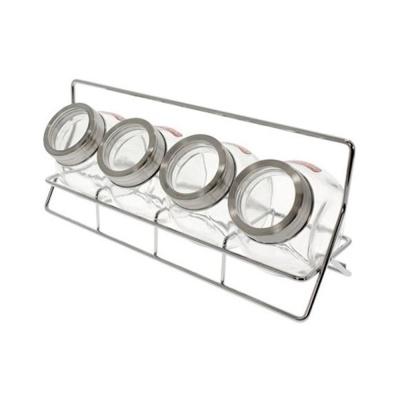 시노글라스 양념병 5p 렉포함 양념통 테이블소품