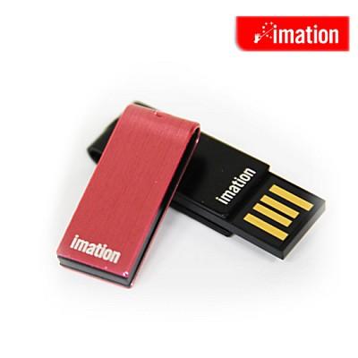 이메이션 USB메모리 MICRO SLIDE [8GB] (USB2.0 / 슬라이드 방식 / 방수 및 방진 기능 / 스트랩 줄 / 초소형)