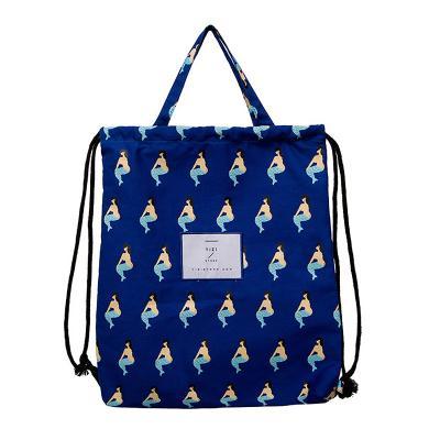 [YIZI]Multi Eco Bag - Blue