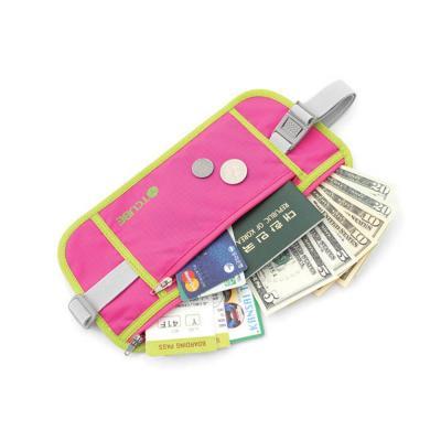 [티큐브] 여행용 소매치기 방지 컬러 안전복대 VER.2