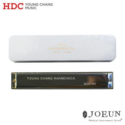 [영창] 하모니카 24홀 트레몰로 YH-24M