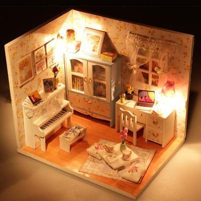 DIY 미니어처 하우스 - 비올라의 룸 C