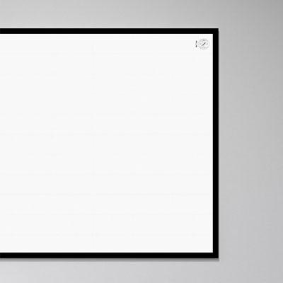 [강경숙칠판]프리미엄 자석 화이트보드(블랙) 90x60