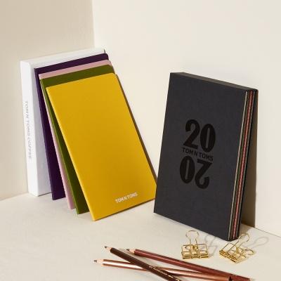 탐앤탐스 심플 노트 (Simple Notebook, 4p)