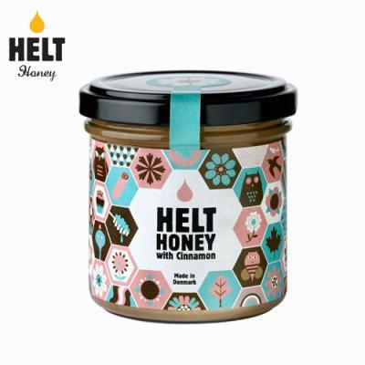 [헬트]덴마크 사랑듬뿍 천연유채꽃혼합꿀/꿀 연구가의 열정이 담긴 달콤함의 끝판왕 헬트시나몬허니