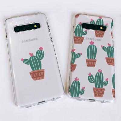 갤럭시S10/S10+/S10E Cactus 소프트젤리케이스