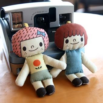 Boy n Girl - DIY 커플 핸드폰줄 만들기