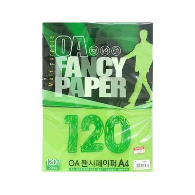 두성 O.A Fancy Paper- A4(120g/㎡20매)