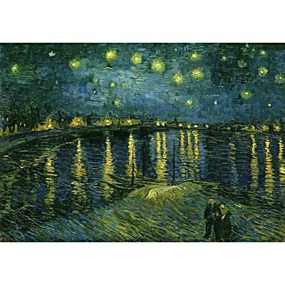 1000조각 직소퍼즐▶ 론강의 별이 빛나는 밤에 (PL1245)
