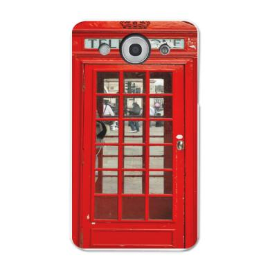 PUBLIC TElEPHONE RED HAR CASE(옵티머스G프로)