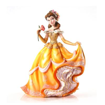 디즈니 쇼케이스 미녀와야수 벨공주 피규어-G4031545
