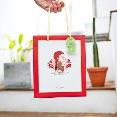 빨강머리앤 기프트 쇼핑백S