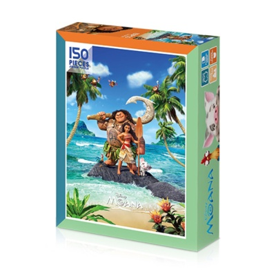 디즈니 모아나 150피스 직소퍼즐 D-A150-003