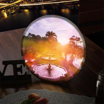 nh163-LED액자25R_햇살이있는풍경