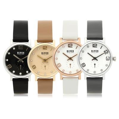 [블랙마틴싯봉] 여성 가죽 손목시계 BKL1515L