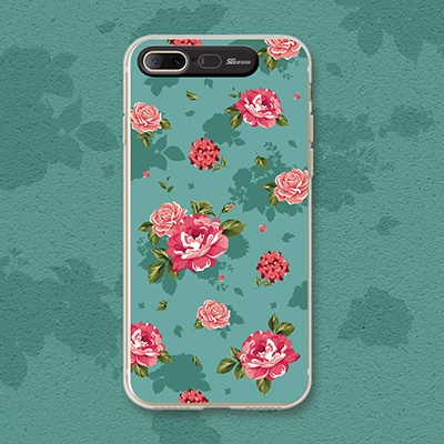 iPhone7,8 Plus - ROSE GARDEN LIGHTING CASE