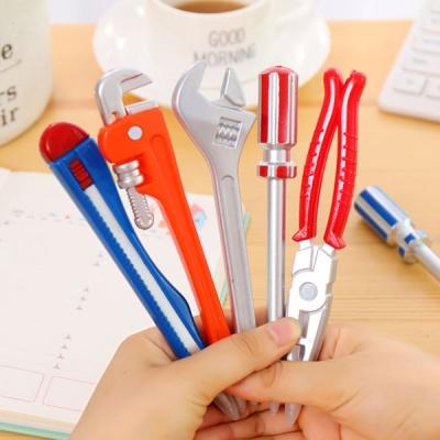 공구모양 펜 사무용품 문구 볼펜