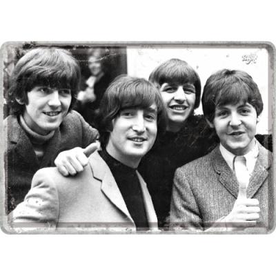 노스텔직아트[10303] The Beatles - Photo
