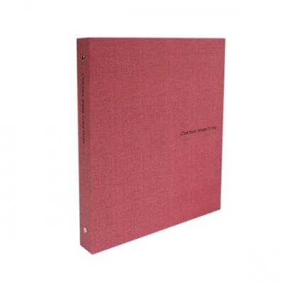 [드림산업] 쎄비엥합지3공O링바인더 빨강 [개1] 326956