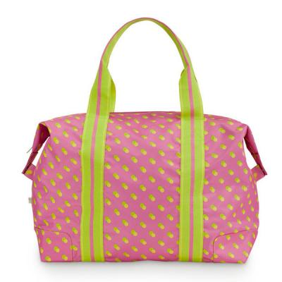 [ALL FOR COLOR]Travel Tote 여행가방 토트백 - Citrus Dot