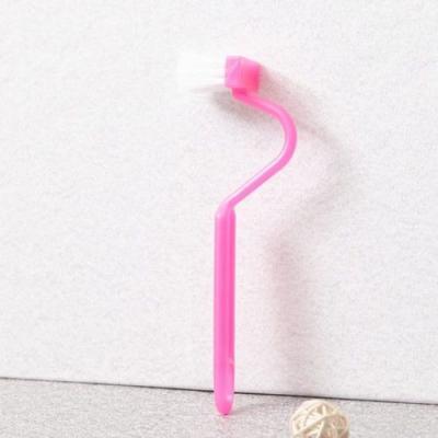 (와인앤쿡)기본형 틈새 변기솔 1개