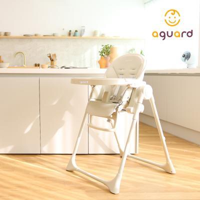 아가드 토스비 하이체어 2.0 버튼형 유아식탁의자