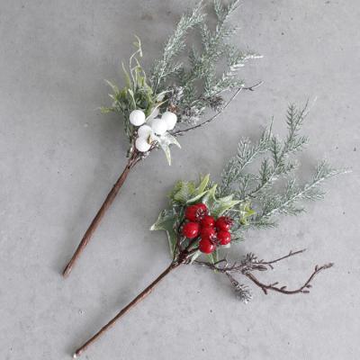 크리스마스 열매 픽 - 2color