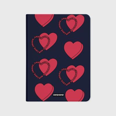 Love love love-navy(아이패드-커버)