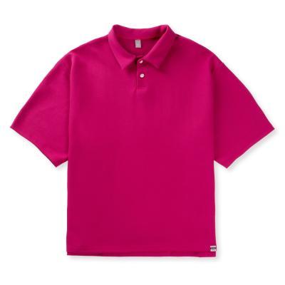 CB 오버핏 PK티셔츠 (핑크)